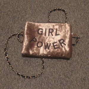 Girl Power Fur Purse